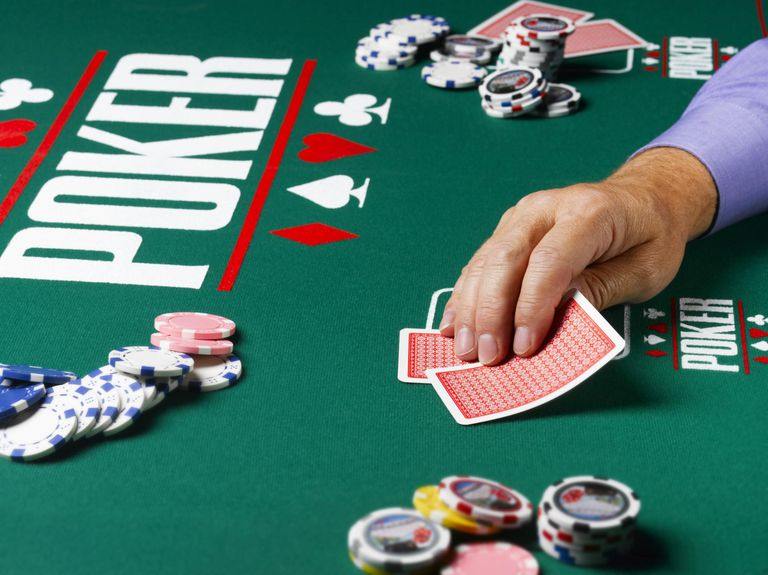 Poker flush odds preflop